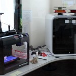 Build IT's 3D printers are busily bringing forming imagination into reality.